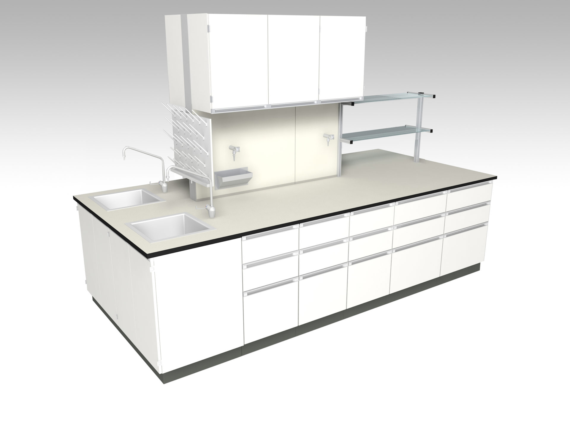system mebli laboratoryjnych RL3